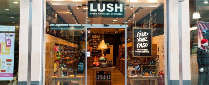 Lush Retail Guildford