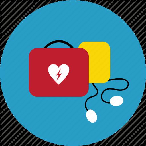 Locations of defibrillators in Guildford