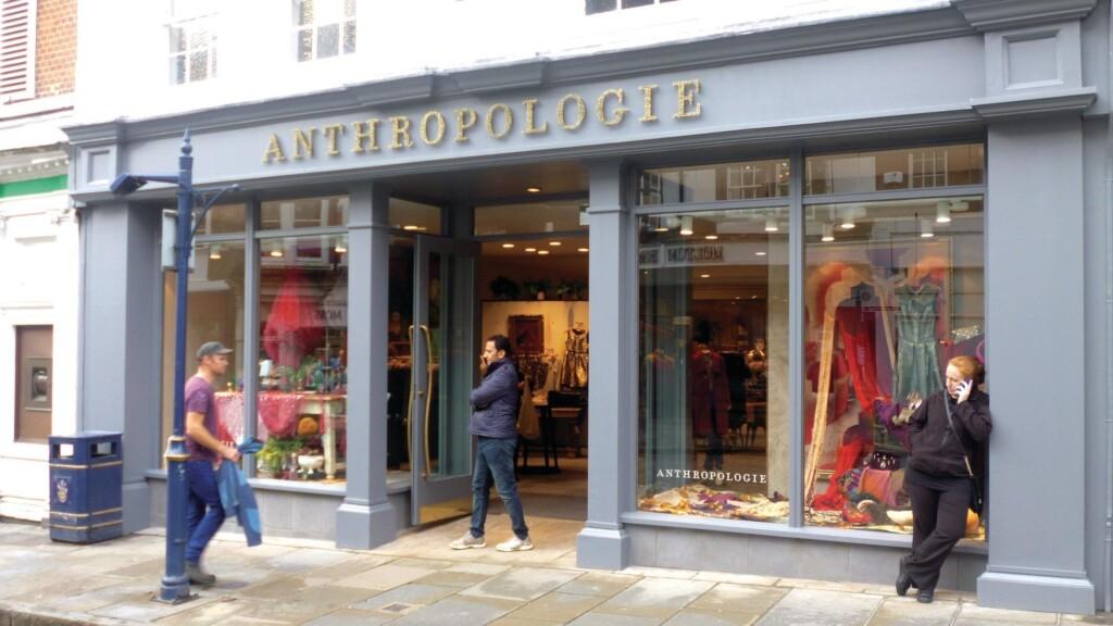Anthropologie Guildford