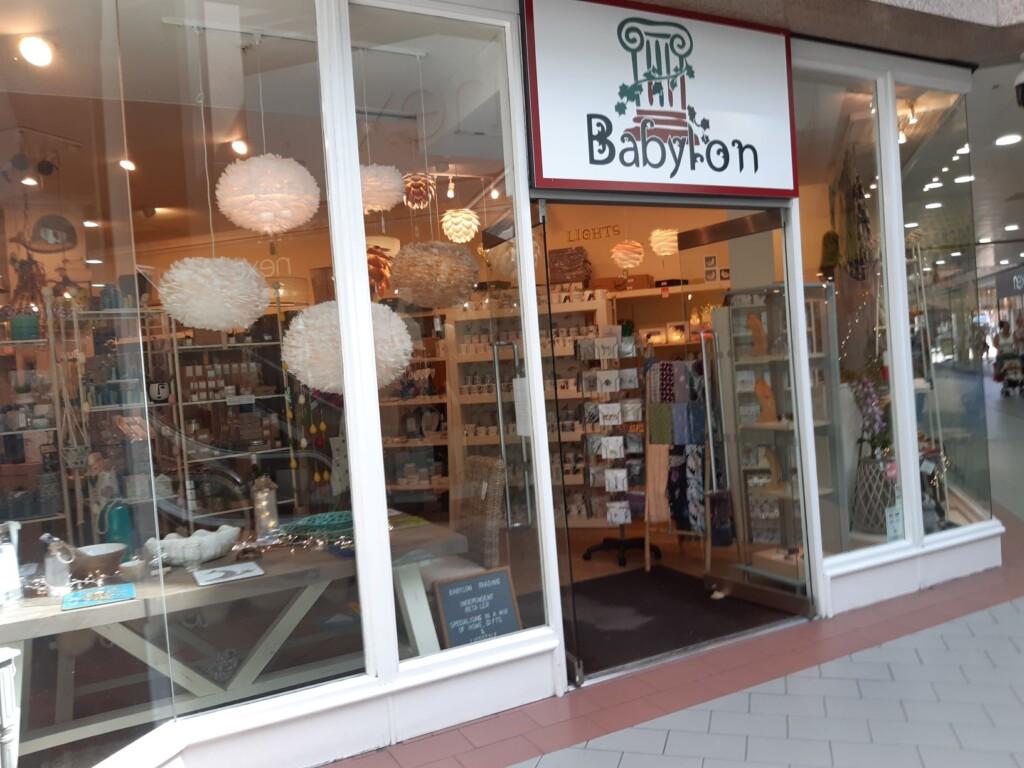 Babylon banner