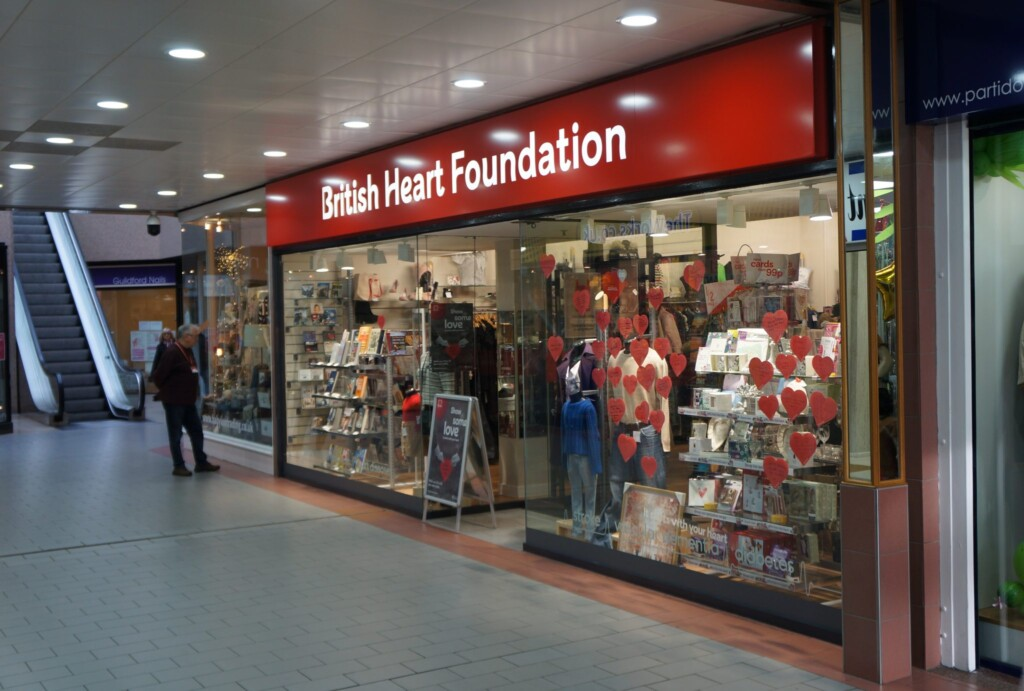 British Heart Foundation Guildford