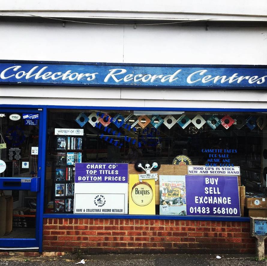 Collectors Record Centre Guildford