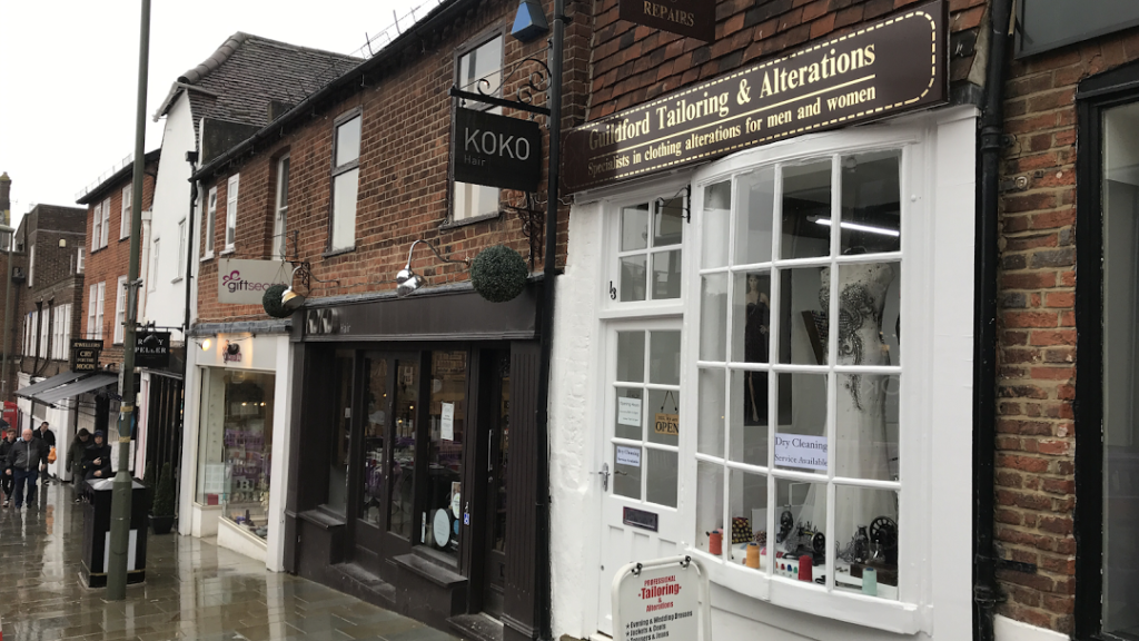 Guildford Tailoring & Alterations