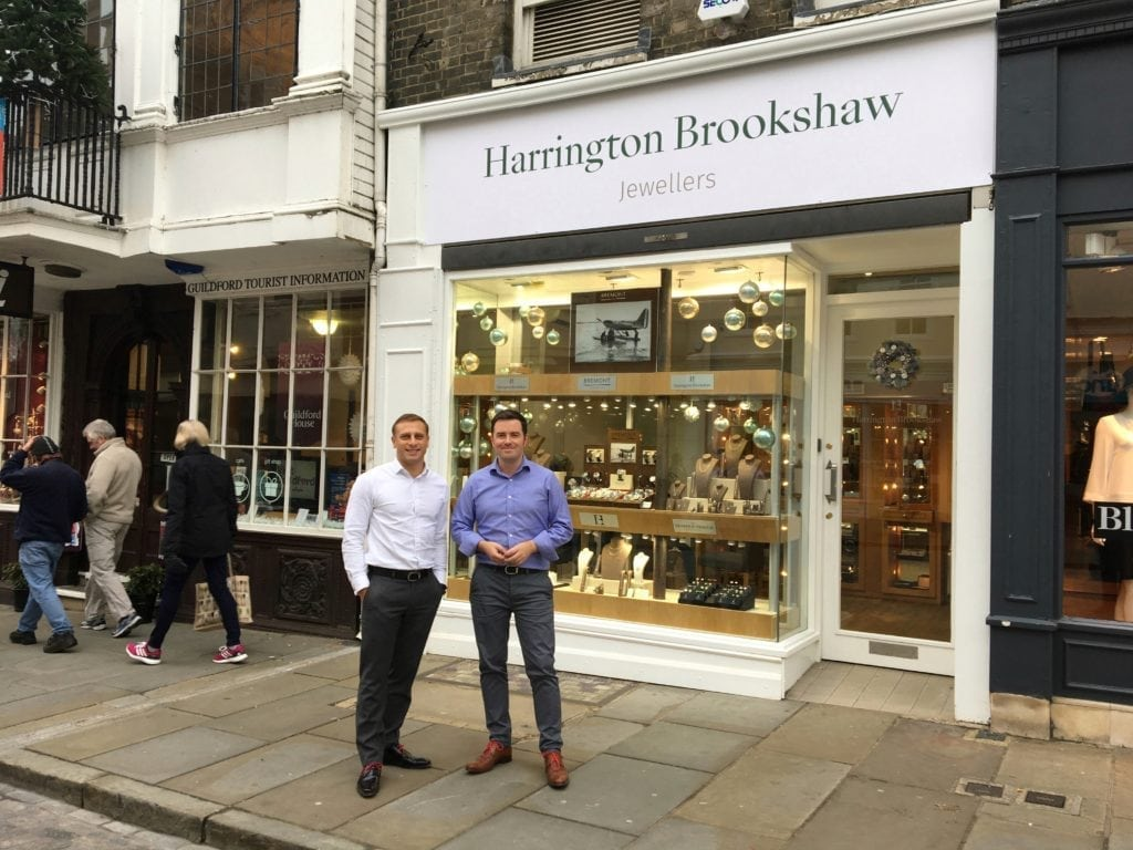 Harrington Brookshaw Guildford