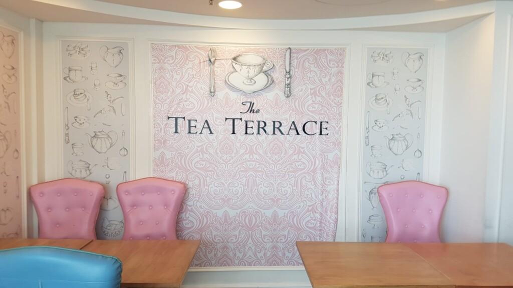 Tea Terrace banner