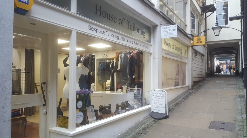 House of Tailoring Guildford