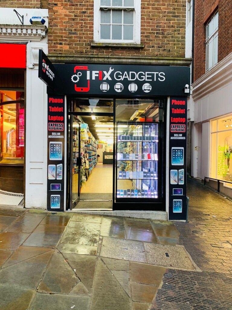 iFix Gadgets and Vapes Guildford