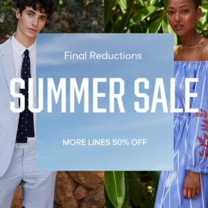 GANT Summer Sale Final Reductions