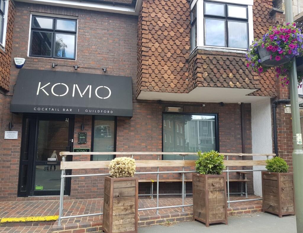 KOMO Bar Guildford