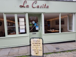 La Casita Midweek offer