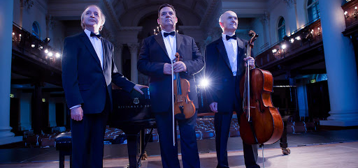 London Piano Trio Online Concert with Live Q & A