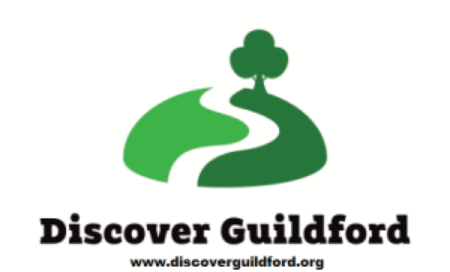 discover guildford logo