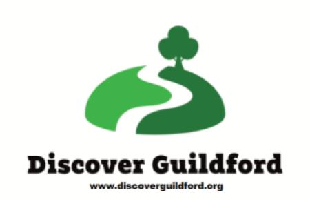 discover guildford logo
