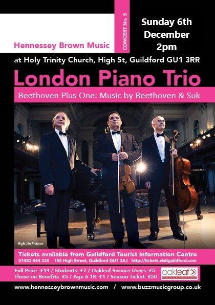 London Piano Trio